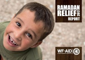 ramadan relief fund charity report writing
