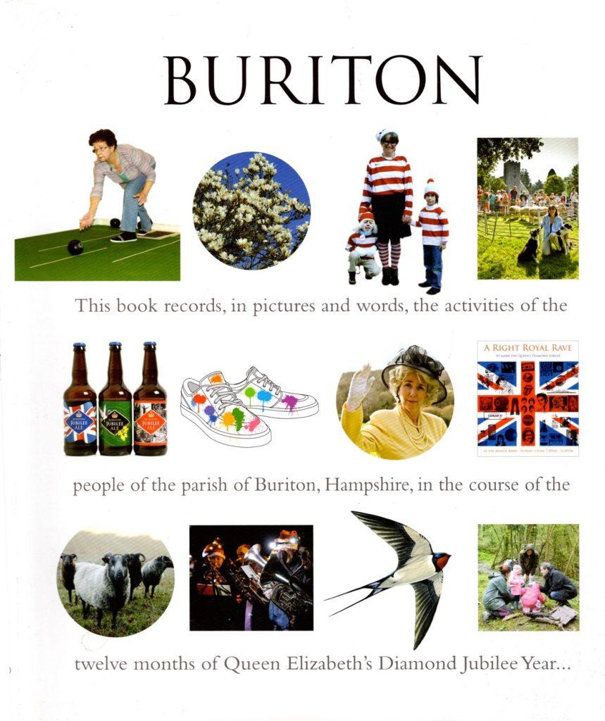 buriton village book