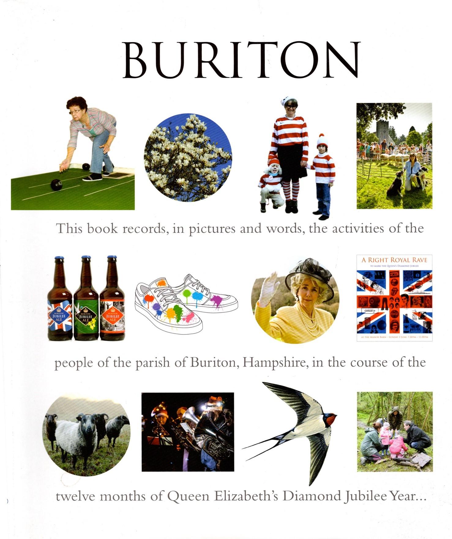 buriton book