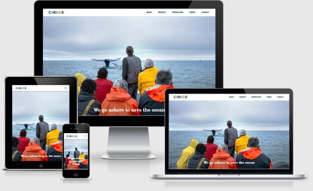 cirios website