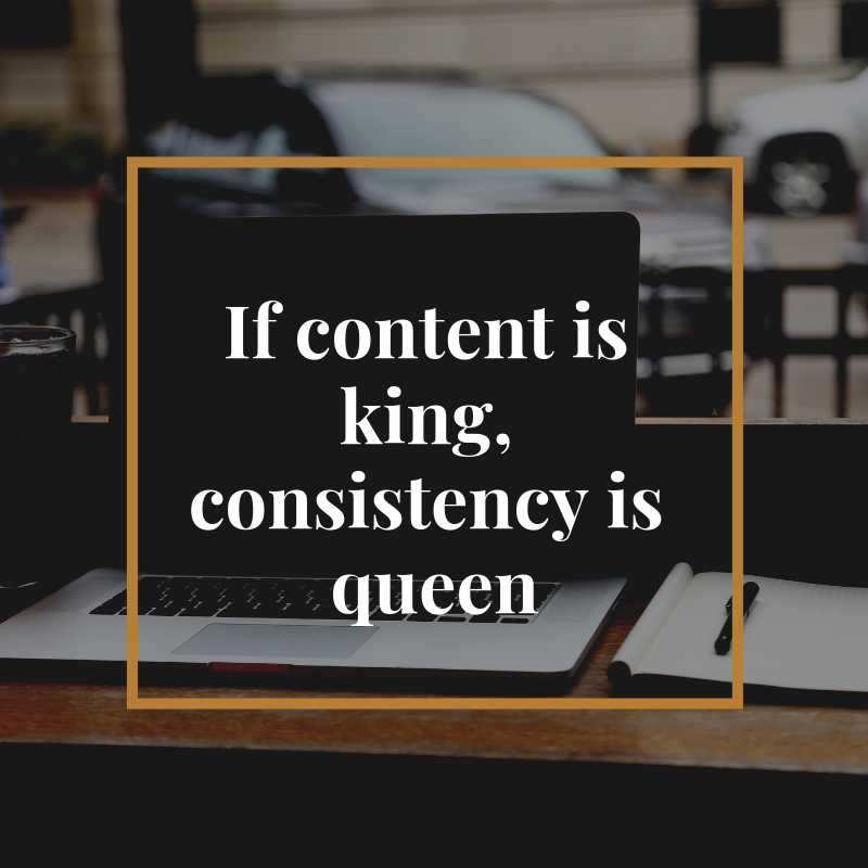 coherence and consistency in copywriting