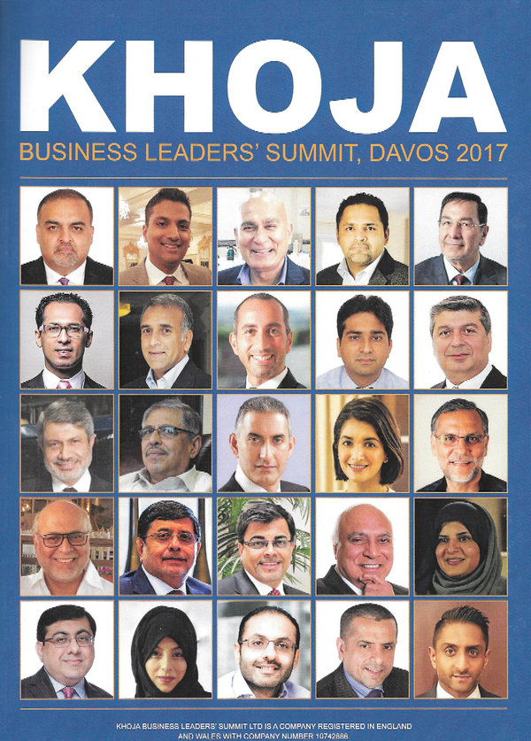 khoja business leaders summit magazine