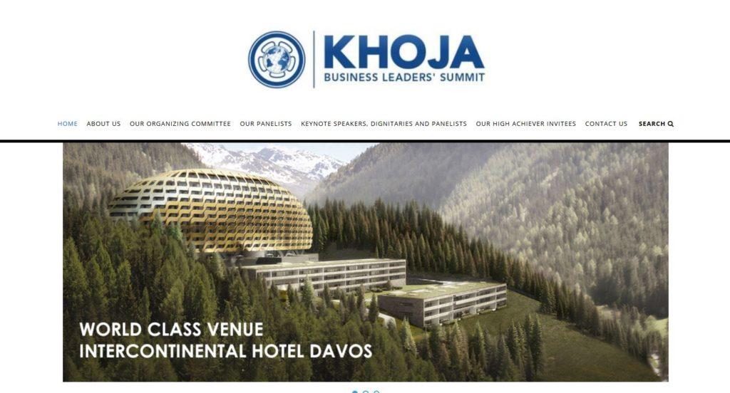 Khoja Business Leaders' Summit