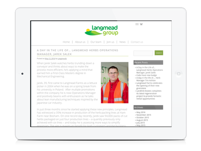 langmead group blog