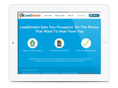 leadstream website