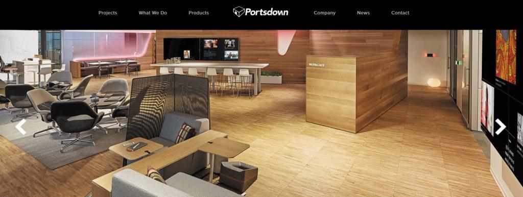 portsdown website copy
