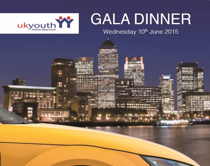 uk youth gala dinner programme